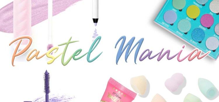 Pastel Mania : 47 produits à avoir dans sa coiffeuse