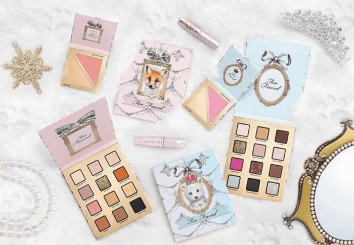 La Collection Noël 2020 de Too Faced : Enchanted Beauty Christmas