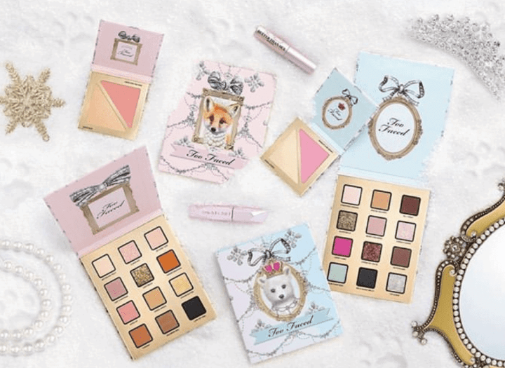 La Collection Noël 2020 de Too Faced : Enchanted Beauty Christmas