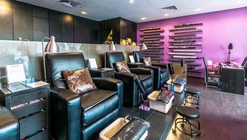 This Cly And Majestic Salon Is Great With Themed Nails If You Are Out Of Ideas For Your Next Manicure Let Their Creativity Inspire