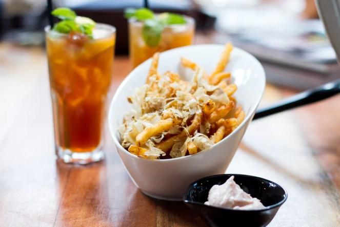 Wheeler's Yard Mentaiko Fries | Vanillapup