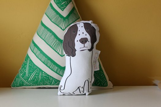 Personalised Dog Pillows - MsSpanner