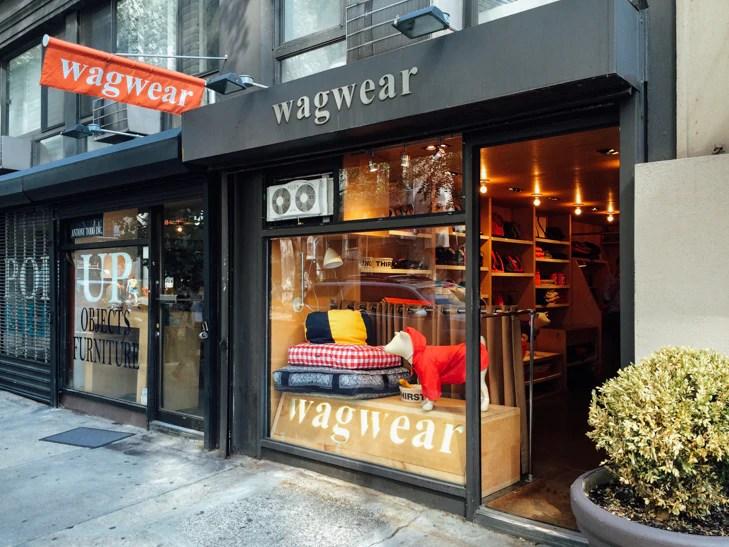 New York Pet Boutique Wagwear Store | Vanillapup
