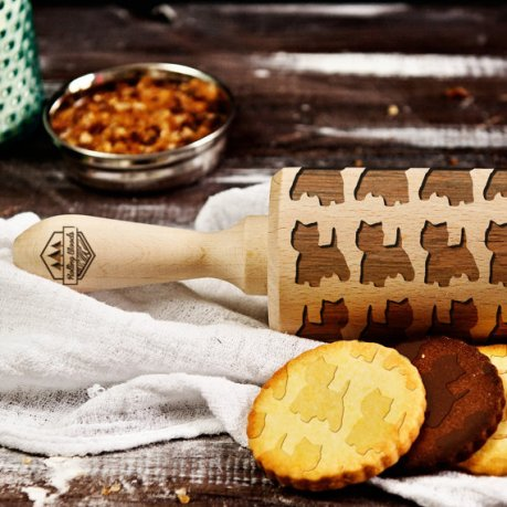 Perfect Gifts for Westie Lovers - Rolling Pin | Vanillapup