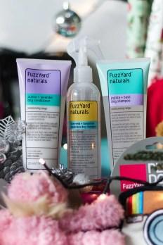 FuzzYard Naturals Shampoo| Vanillapup