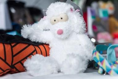 FuzzYard Plush Toy Poodle |Vanillapup