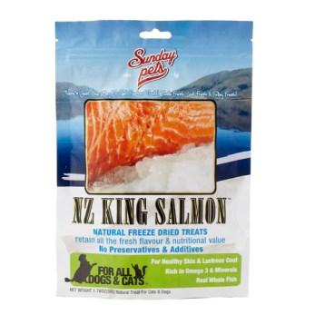 Sunday Pets Freeze-dried Salmon