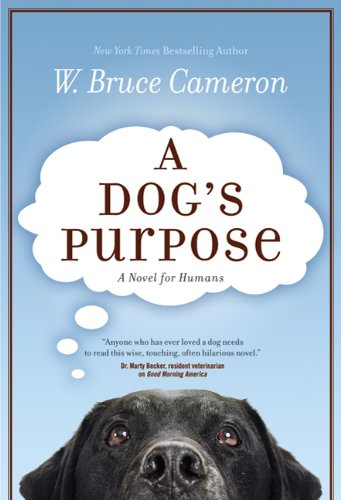 Books for Dog Lovers - A Dogs Purpose   Vanillapup