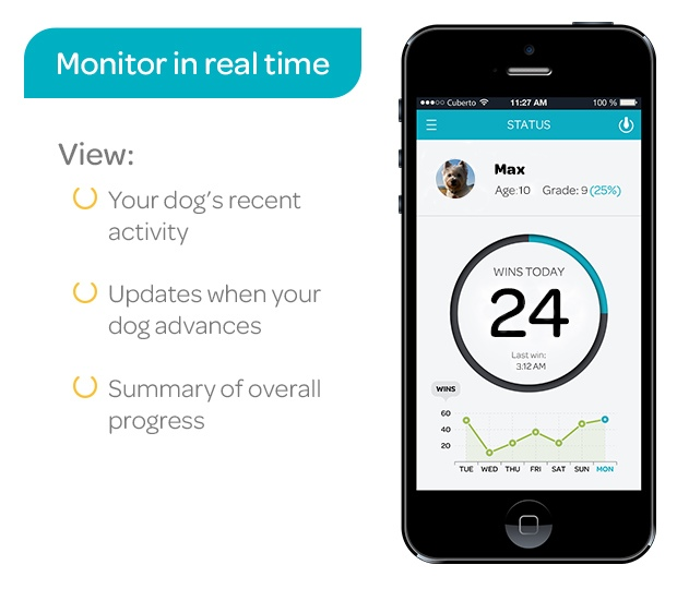 CleverPet App Features