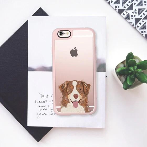 Australian Shepherd Phone Case | Vanillapup