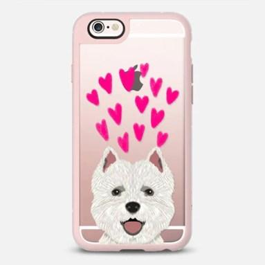 Westie Phone Case   Vanillapup