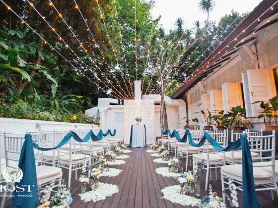 Dog-friendly Wedding Venue - Botanico at The Garage | Vanillapup