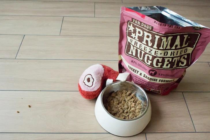 Primal Freeze-dried Nuggets   Vanillapup