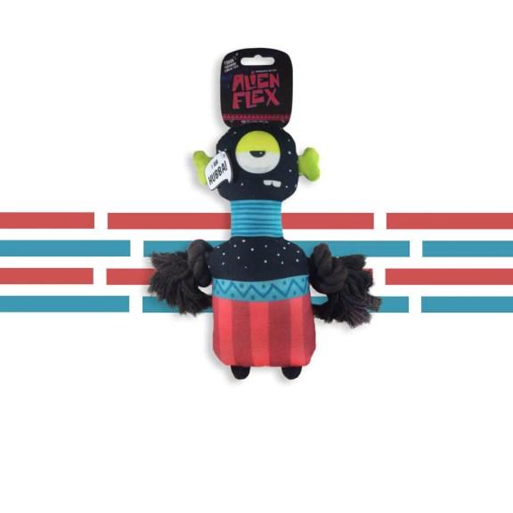 Alien Flex Printed Canvas Toys - Hubbs