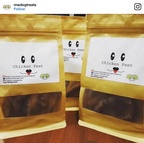 MW Dog Treats   Vanillapup