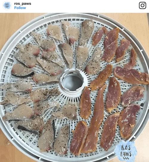 Ros Paws Dog Treats   Vanillapup