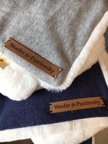Woofer&Purrlensky Blankets   Vanillapup