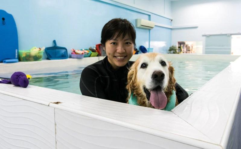 Lynn and Maximus | VanillapupLynn and Maximus at Canine Wellness and Rehab Centre | Vanillapup