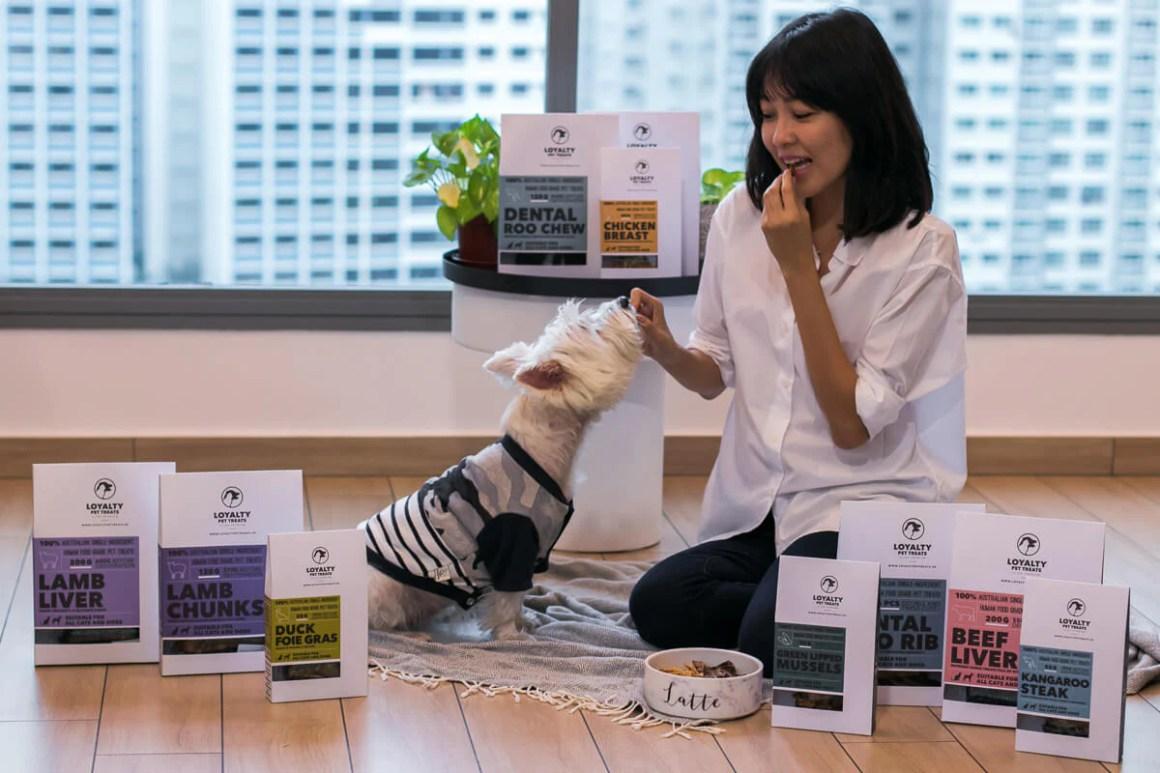 Human-grade Loyalty Pet Treats | Vanillapup