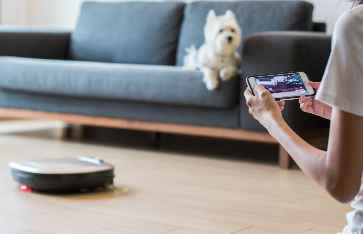 LG Hom-Bot Turbo+ SmartThinQ   Vanillapup