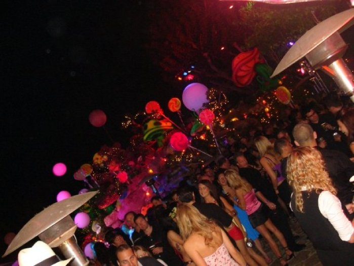 playboy mansion party kandyland