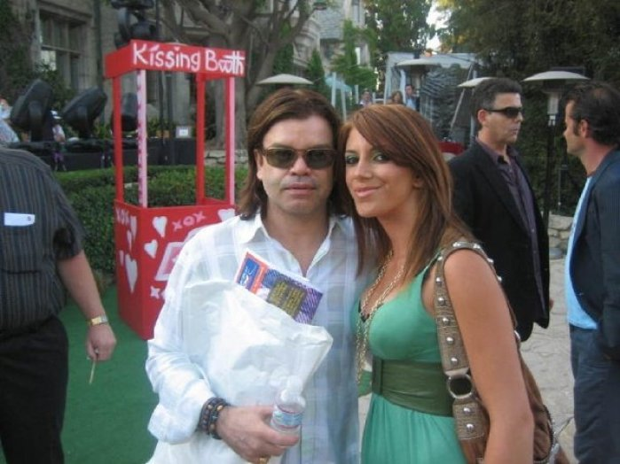 paul oakenfold at the playboy mansion