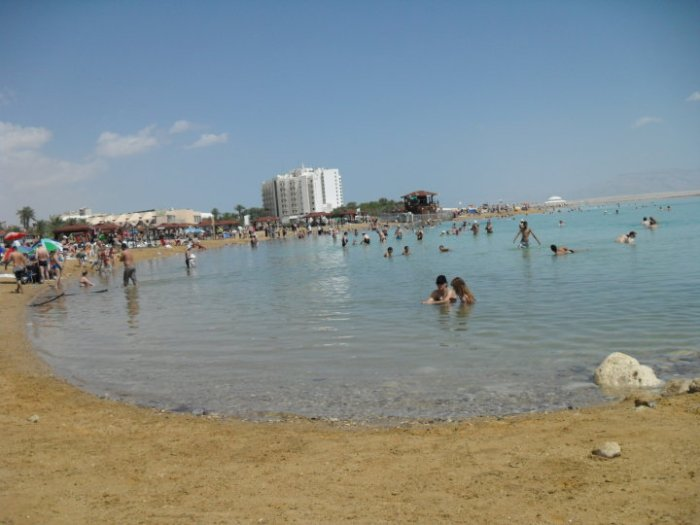 The Dead Sea beaches