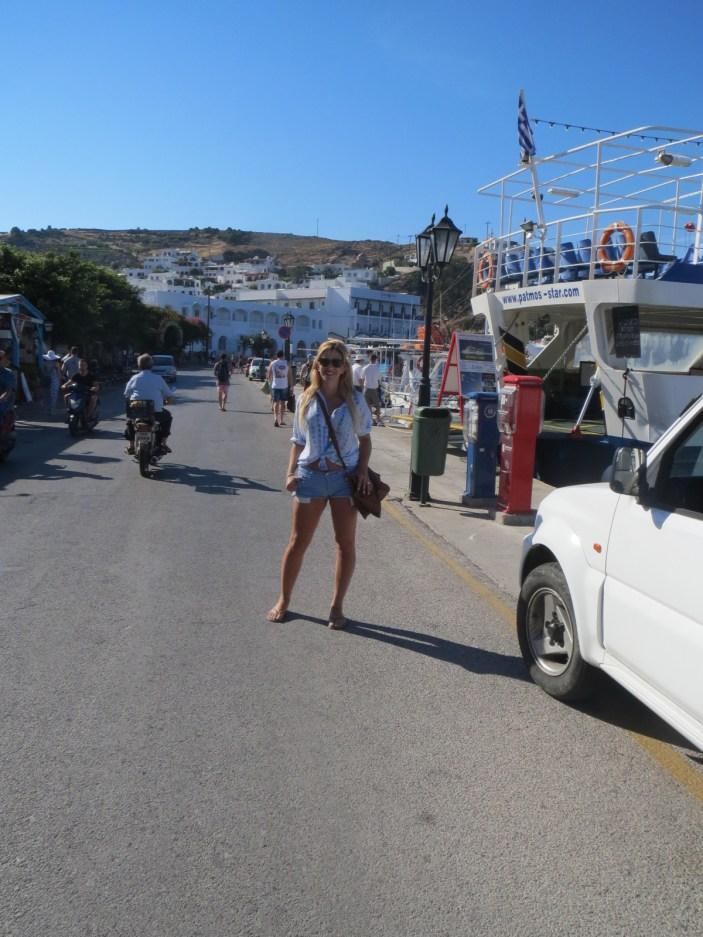 Patmos Greece hofit kim cohen vanilla sky dreaming