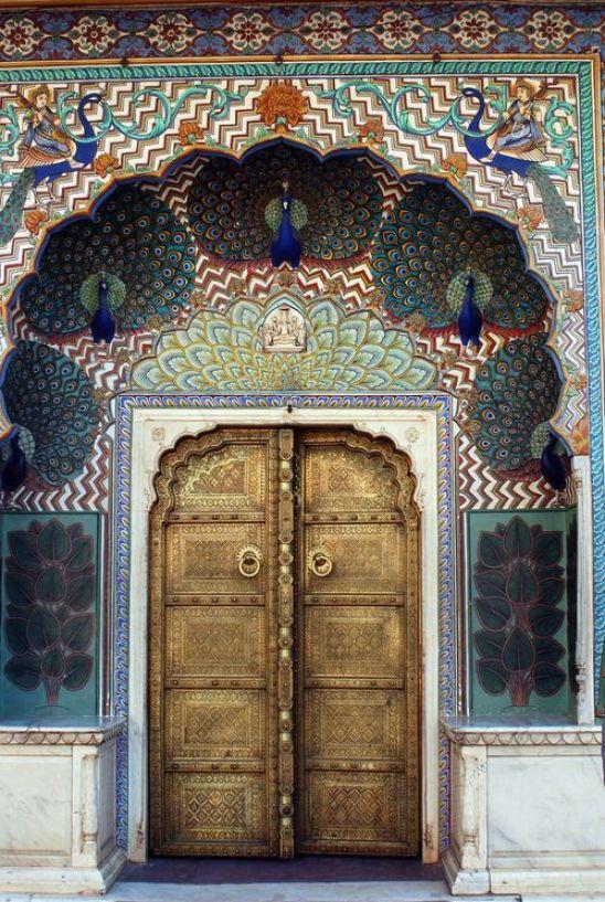 Doors Around The World india