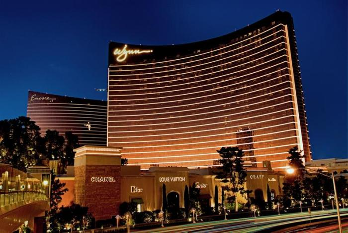 the Wynn hotel and encore las vegas - best of las vegas