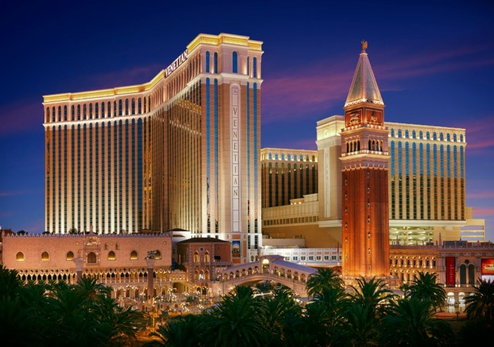 THE VENETIAN - Best of Las Vegas
