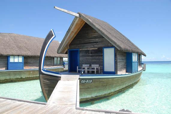 Cocoa Island Hotel (Maldives) amazing hotel