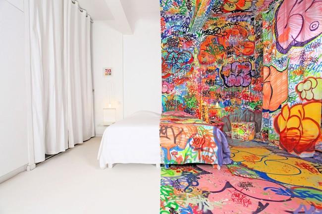 Hotel Au Vieux Panier, France. creative amazing hotel
