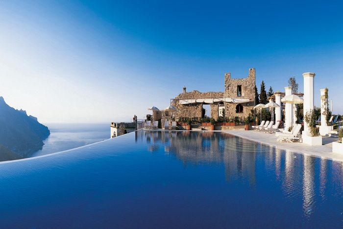 Hotel Caruso, Italy