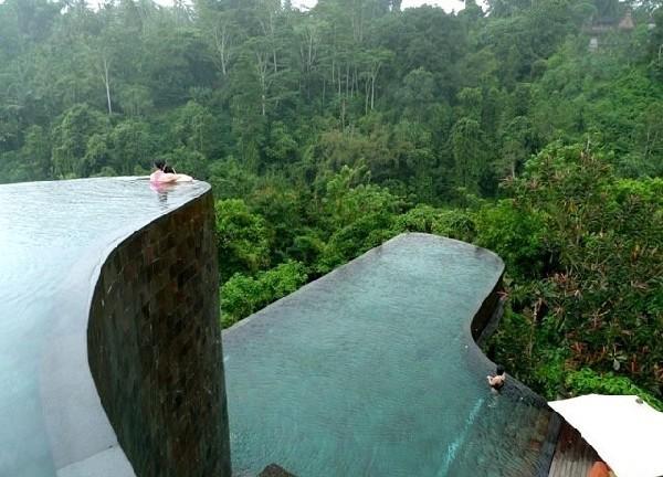 Ubud Hanging Gardens Hotel, Bali