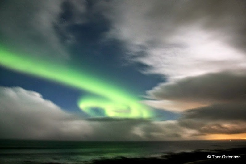 beautiful The Northern Lights - Iceland