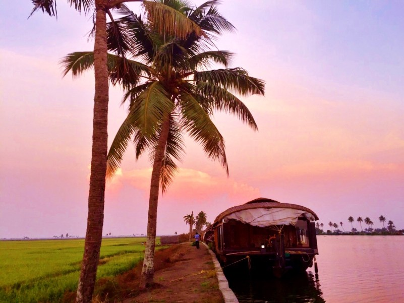 kerala blog express backwaters