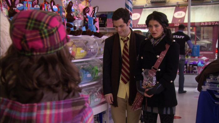 Dylan's Candy Bar dan and vanessa gossip girl