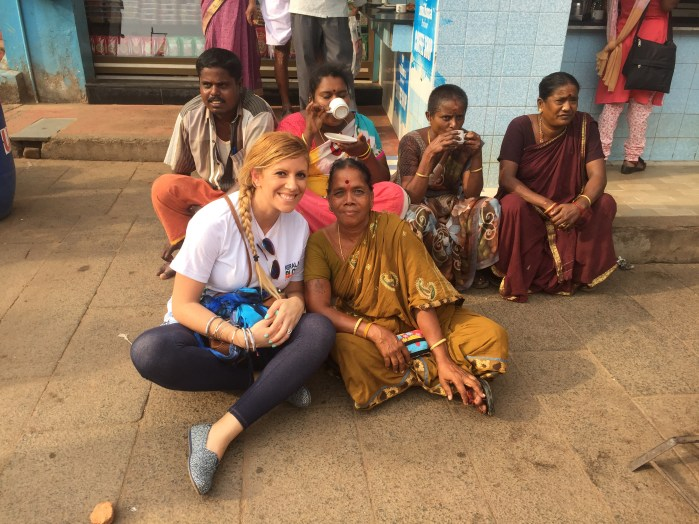 traveling alone in india