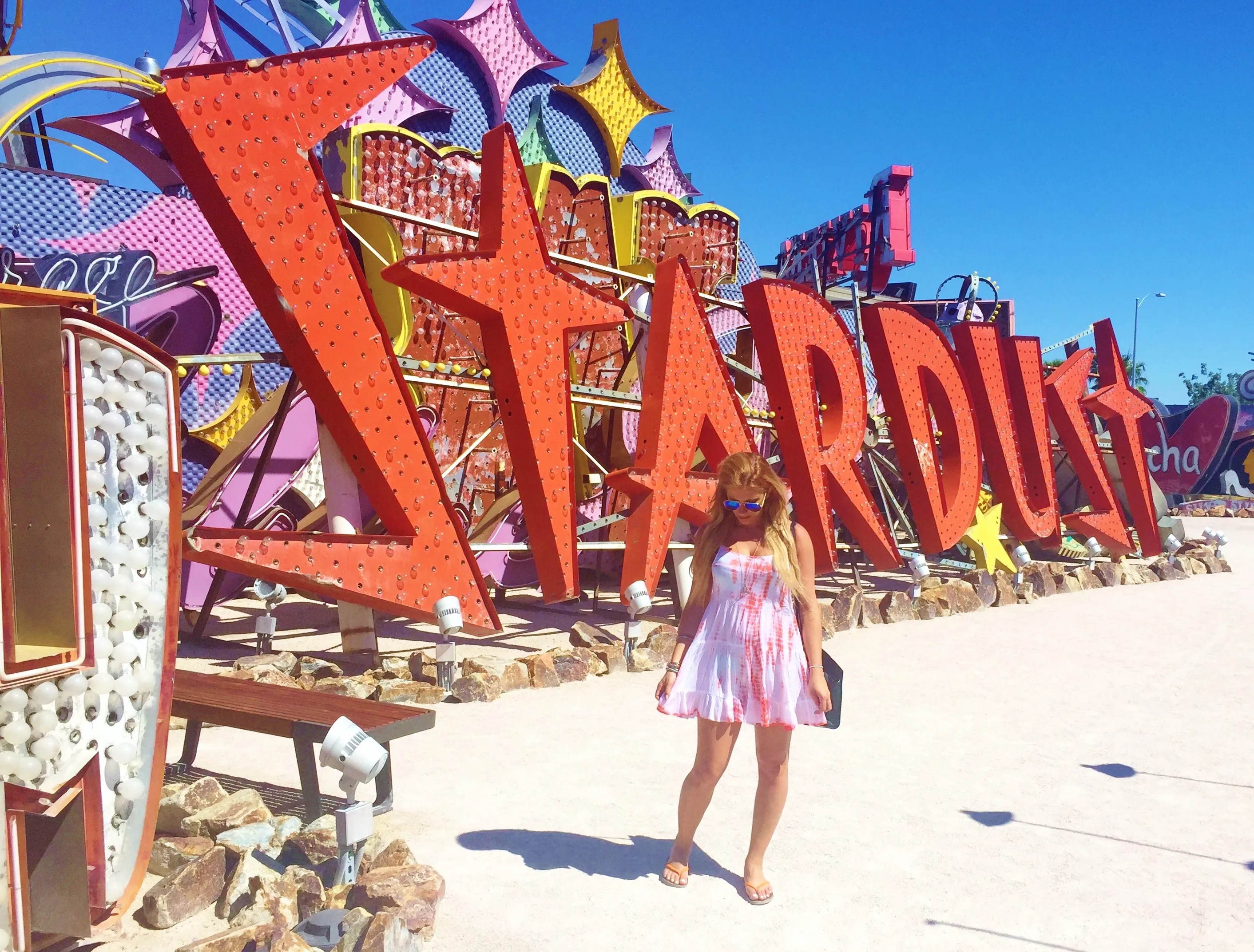 Discover The Neon Museum In Las Vegas!