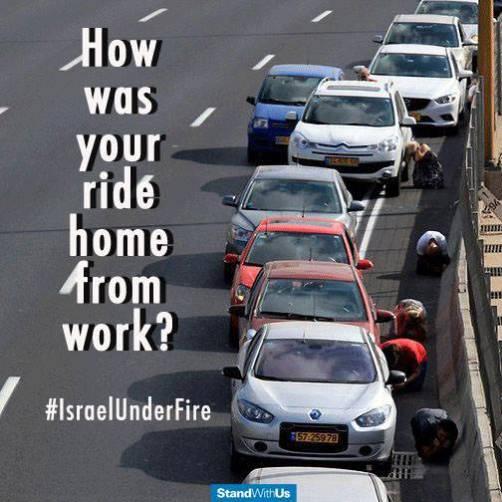israel-under-fire