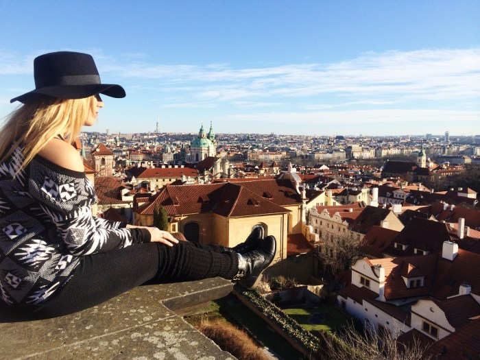 Prague's Castle View - The Ultimate Guide To Prague, Czech Republic