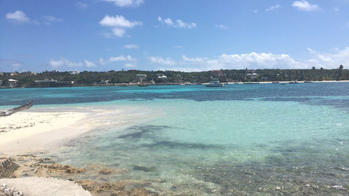 getting to anguilla by ferry