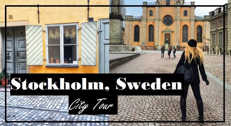 Stockholm, Sweden Vlog - Old Town, Desserts & ABBA Museum