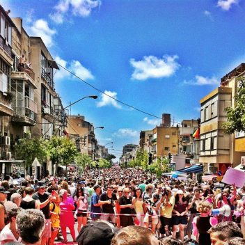 gay pride week in israel - 17 Fun Things To Do In Tel Aviv, Israel