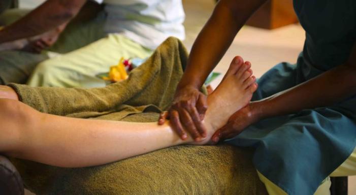 massage Ayurveda Paradise Maho