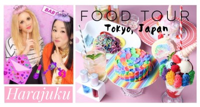 TRAVEL VLOG: TOKYO, JAPAN #2 (Harajuku Food Tour)