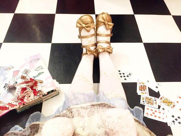 Becoming a Harajuku girl lolita