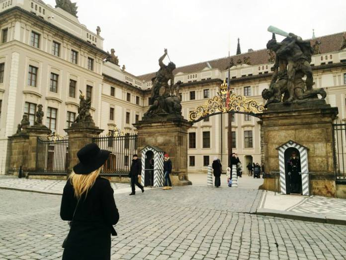 Prague Castle guards - The Ultimate Guide To Prague, Czech Republic