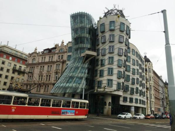 The Ultimate Guide To Prague, Czech Republic - things to do, dancing house